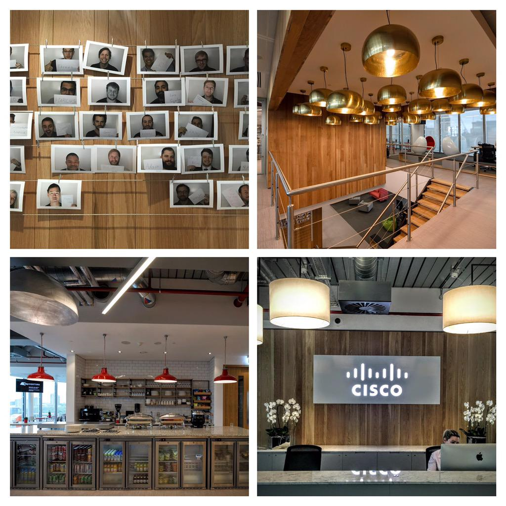 todd nightingale on twitter exciting opening day at cisco meraki london office meraki hiring views httptcosbuxl6db2e cisco meraki office