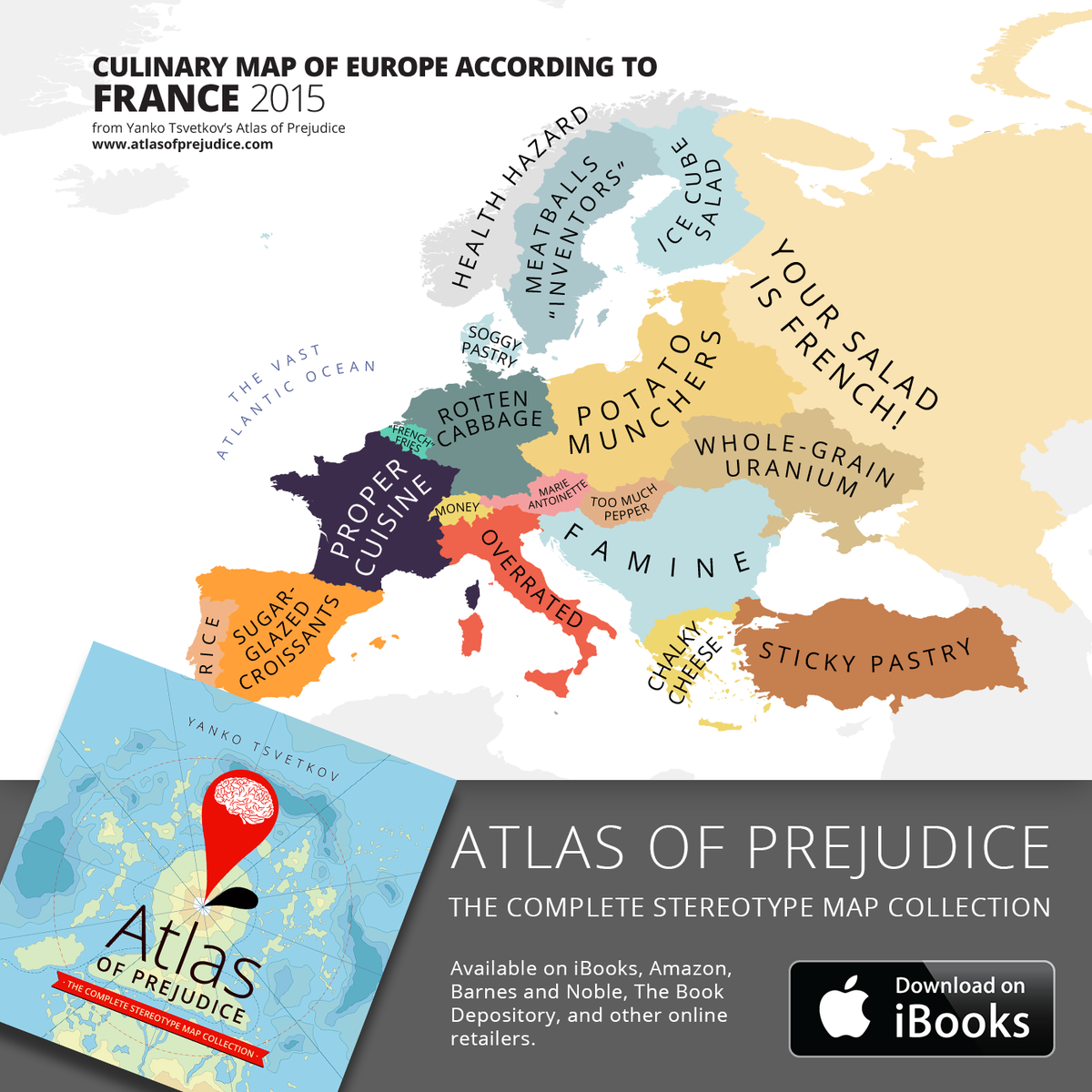 Yanko tsvetkov on twitter the atlas of prejudice your brand new yanko tsvetkov on twitter the atlas of prejudice your brand new cooking companion now on ibooks httpstnwrcyypdu4 httptad66seplko gumiabroncs Choice Image