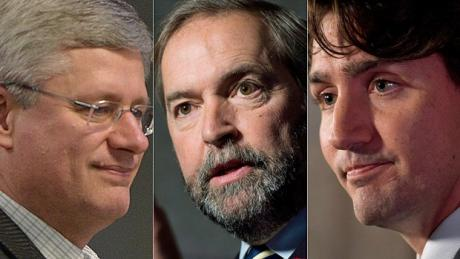 #Harper dismisses idea of meeting with political rivals to discuss refugee crisis: http://t.co/nG5OVXiIRS