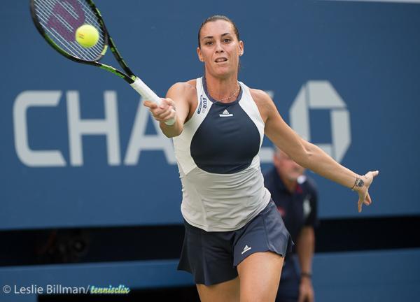 Tennis Us Open: info streaming Pennetta-Kvitová, quarti di finale