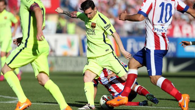 Atletico Madrid vs Barca Stats, Head-To-Head