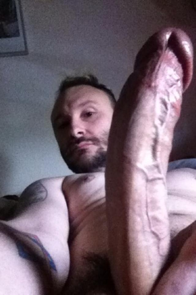 Big dick dilf