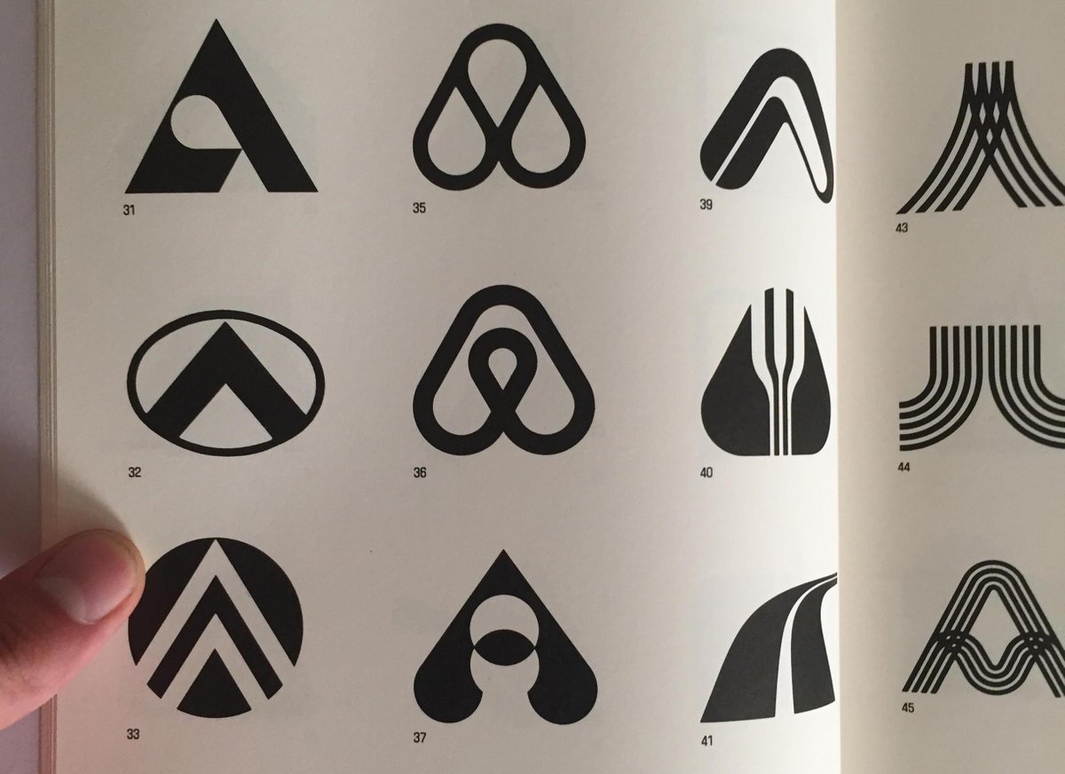 Airbnb's logo found in decades-old trademark book | http://t.co/GyruTNiWkc | via @TheNextWeb http://t.co/TLY0Nn4Hio