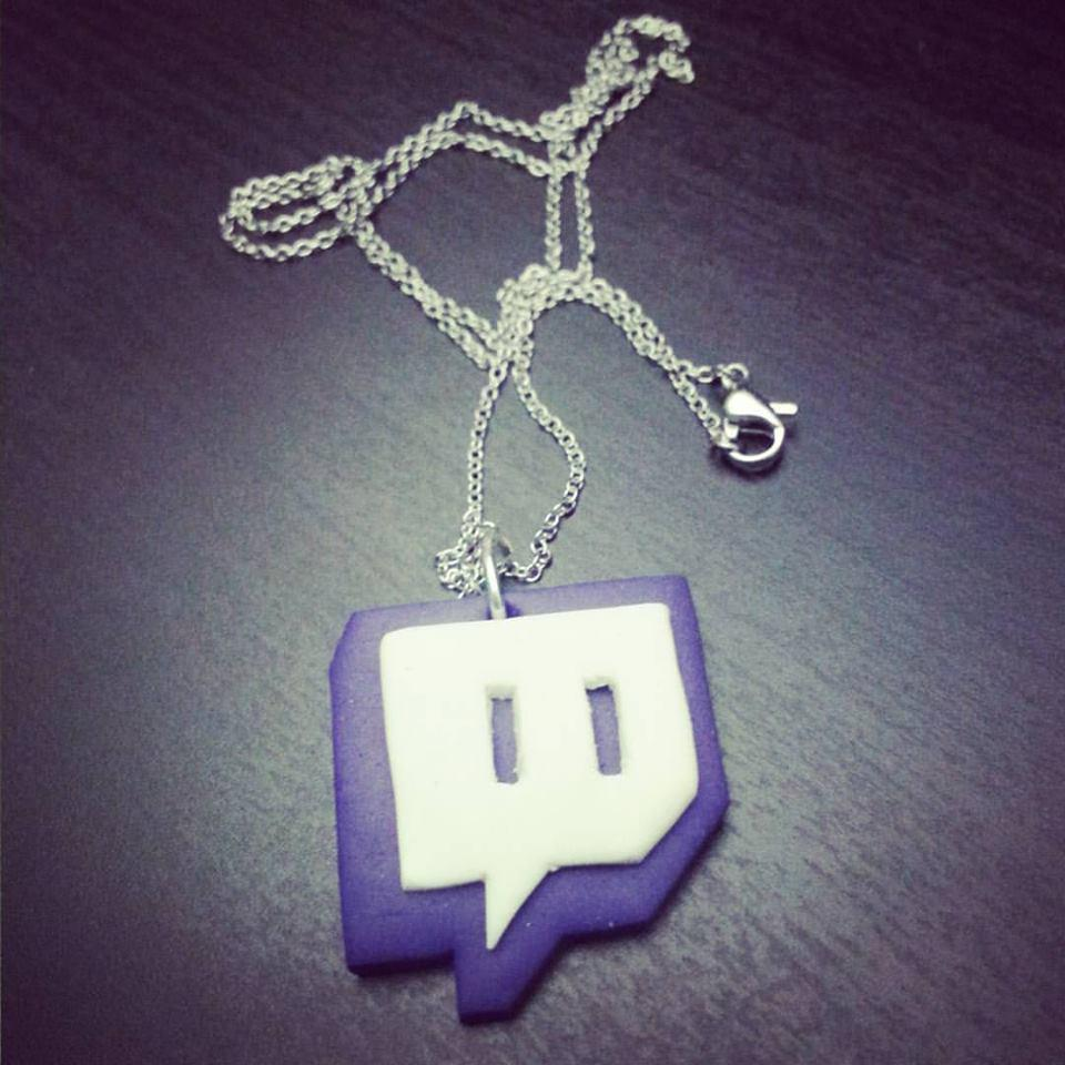Noosh on twitter made a twitch logo necklace httpt noosh on twitter made a twitch logo necklace httpt2dmaqdwmwv mozeypictures Choice Image