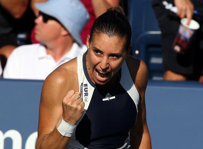 Pennetta-Kvitová diretta tv streaming tennis gratis rojadirecta.