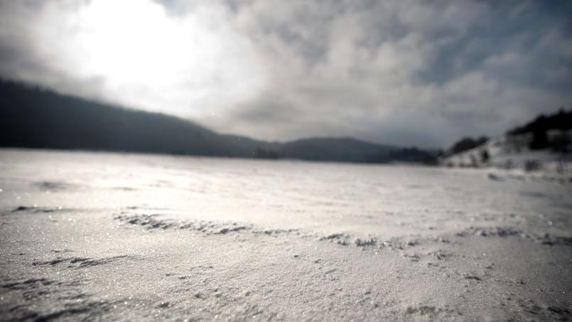 Permafrost preistorico Siberia Russia.
