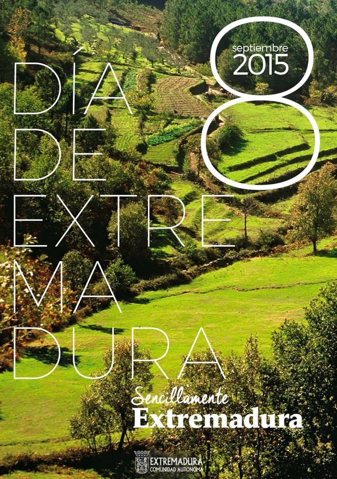 #DíadeExtremadura!, cartel dedicado a #SierradeGata. Verde sigue siendo su seña de identidad! http://t.co/DaFBEXrMU4 http://t.co/Cp5QaTr4up
