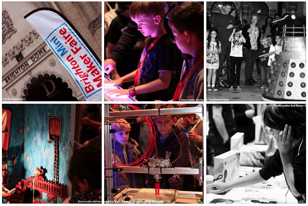 Highlights from the #Brighton Maker Faire 2015 http://t.co/19CfcOjd8Q #BMMF #BDF15 http://t.co/lfGCfWfo9M