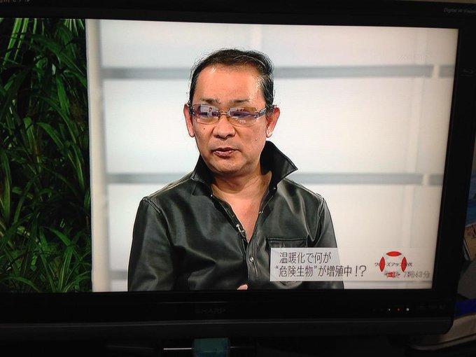 NHKに出た国立環境研究所の主席...