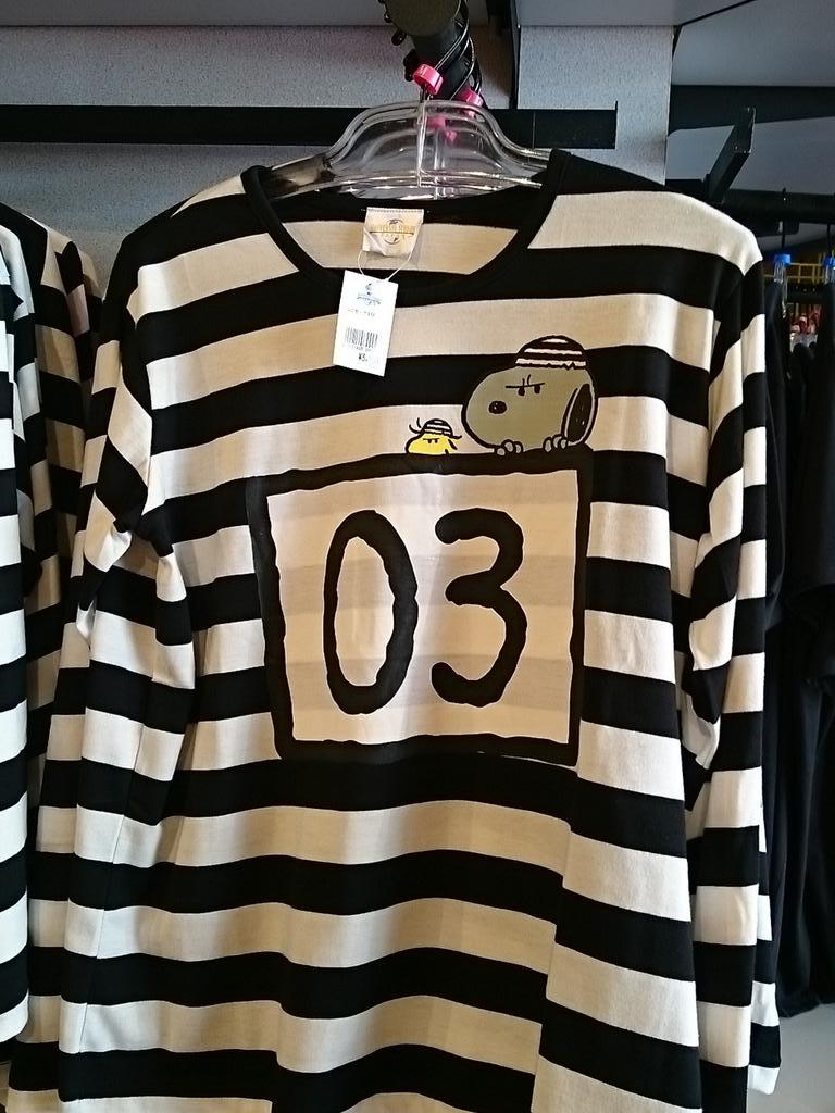 USJ小ネタ☆ on Twitter \u0026quot;ハロウィンで着たいTシャツのひとつ! とてもシュールなスヌーピー♪ http//t.co/59yc3jw3sg\u0026quot;