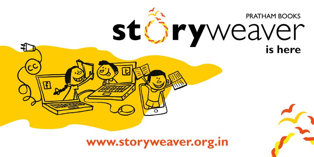 Download, print, read 800 children's stories for free http://t.co/hw475eQXrU #storyweaver http://t.co/TFcuV4gbGy