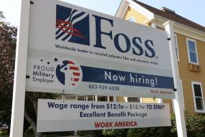 Calling all #veterans - we're hiring! See why #fosstextiles could be ideal employer for you. http://t.co/reYjUXSJrX http://t.co/uH1b6KgL1u