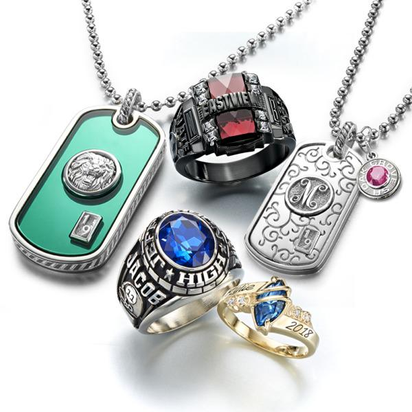 high school class tags jewelry jewelry