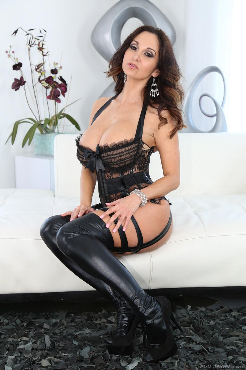 Ava Addams Strap On