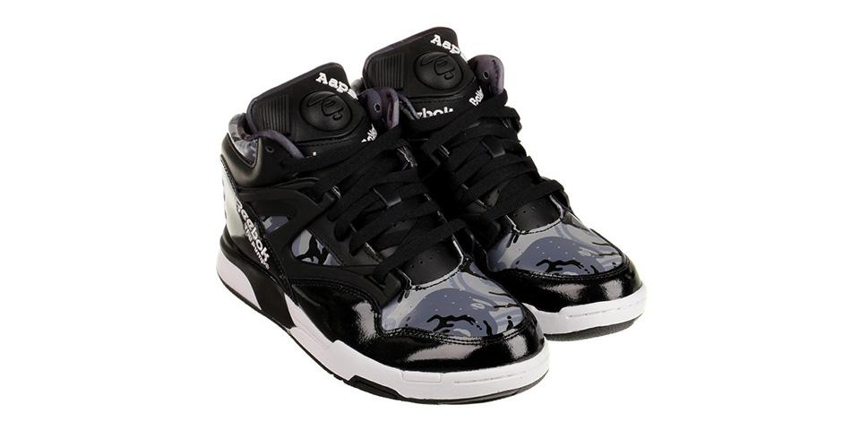fe59585383b2  span class  p-1 badge-info  AAPE  . AAPE by A Bathing Ape drop Reebok Pump  Omni Lite  ...