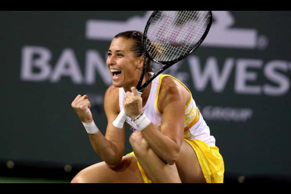 US Open 2015: Flavia Pennetta-Petra Kvitová in Diretta TV Streaming Sky
