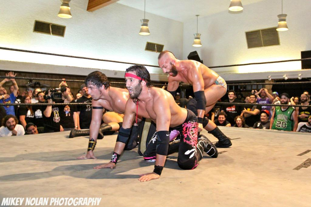 Wrestling is Jolly CO_3pr7UwAAxBCa