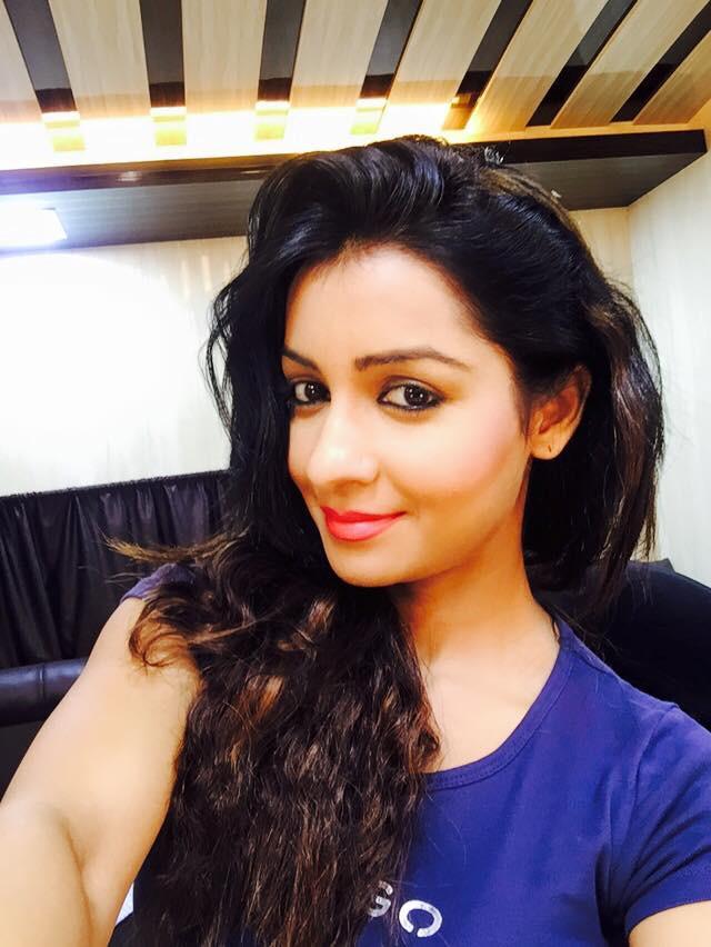 Chhavi Pandey off screen pic  - Silsila Pyaar Ka on Star Plus