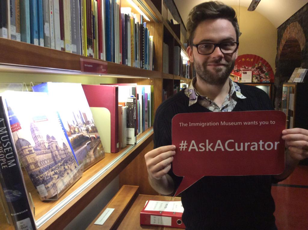 Melbourne has @immigration_mv  How many Immig. museums exist in Southern Hemisphere ?  @discoverycentre #askacurator http://t.co/0SZl96xwUi