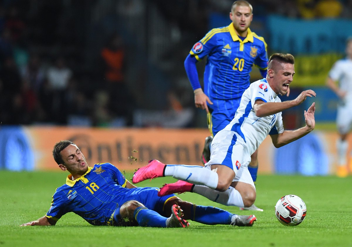 Video: Slovakia vs Ukraine
