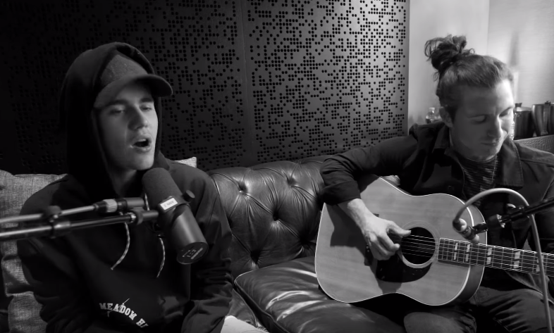 .@justinbieber's acoustic version of 'What Do You Mean?' is almost better than the original: http://t.co/fj9lnwN5JR