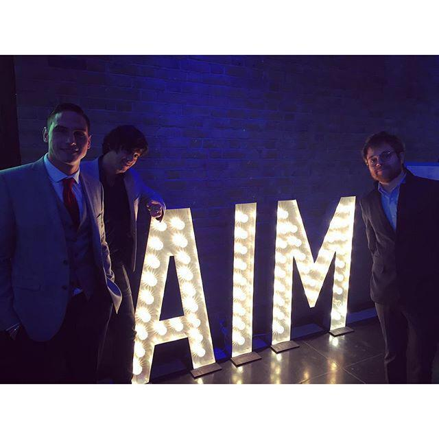 Congrats to @entershikari who won the Independent Album of the Year award tonight at @Aim_Awards for The Mindsweep'! http://t.co/w8qHxmN7sR