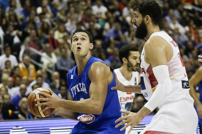 Eurobasket: Italia-Spagna Risultato 105-98, seconda vittoria nel Gruppo B, oggi Italia-Germania in Diretta TV.