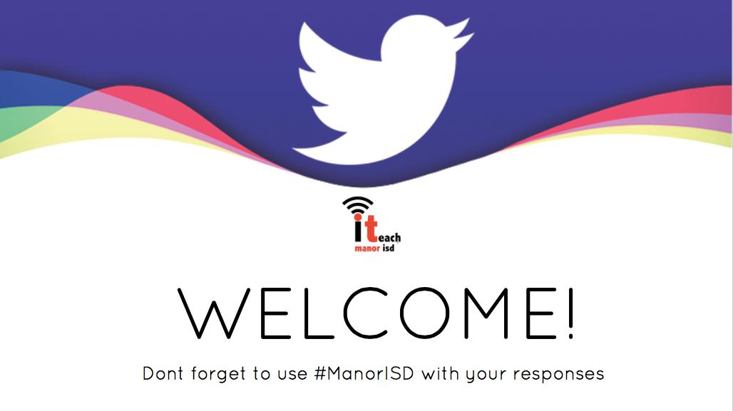 Thumbnail for #ManorISD Twitter Chat 9/8
