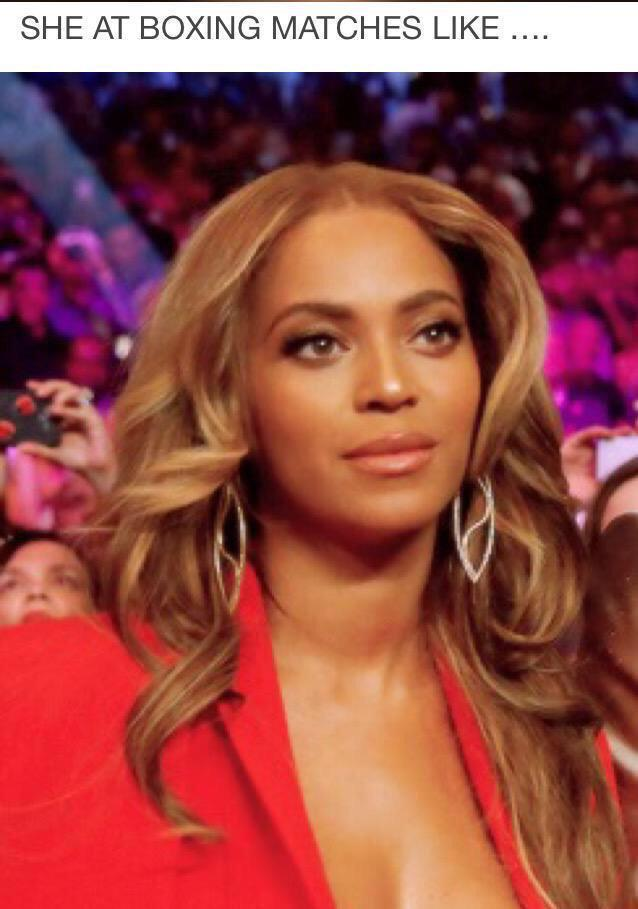 Beyoncé deadass be looking like she daydreaming and shit lmfao �� http://t.co/OKz3irqJjx