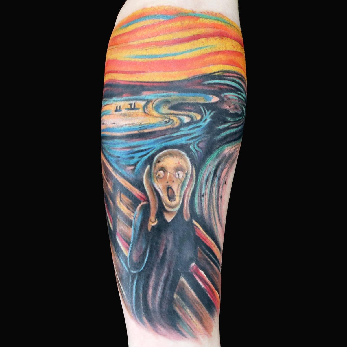 Christy On Twitter Spikeinkmaster Tylernolan This Is Fantastic Truly The Definition Of Bodyart Tattoo Inkmaster