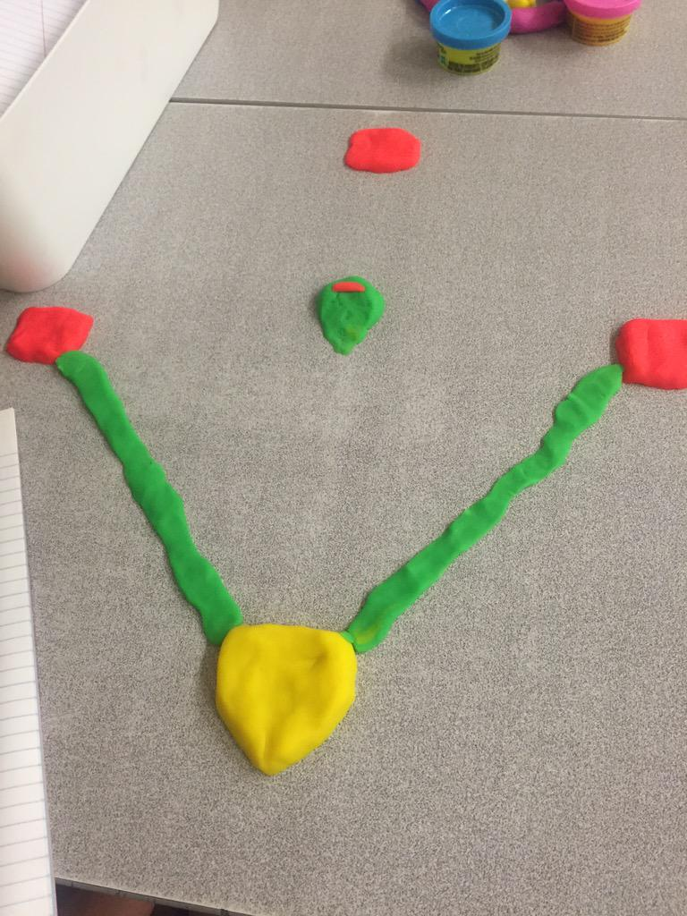 I made a baseball diamond because it is my real home away from home #baserunnerforlife  #8CWESES http://t.co/5MZeP8uTTC