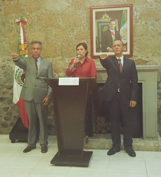"Rosario Robles: SEDATU_mx On Twitter: ""La Sria. @Rosario_Robles_ Tomó"