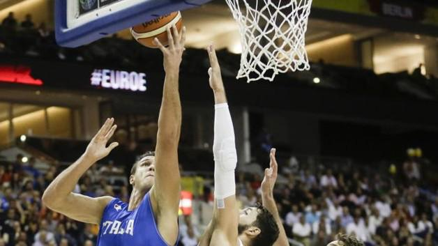 ITALIA-Germania Basket, come vedere Streaming Gratis Video Live Diretta TV (Europei Pallacanestro 2015)