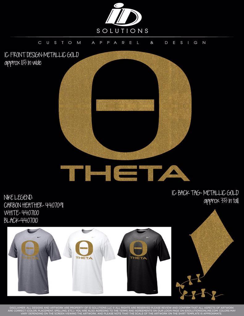 Theta TShirts Thetatshirts Twitter - Property of t shirt template