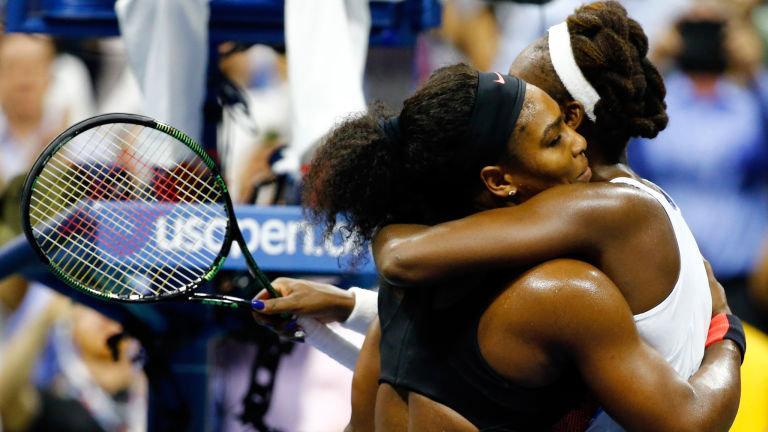 US open. Serena və Novak yarımfinalda.