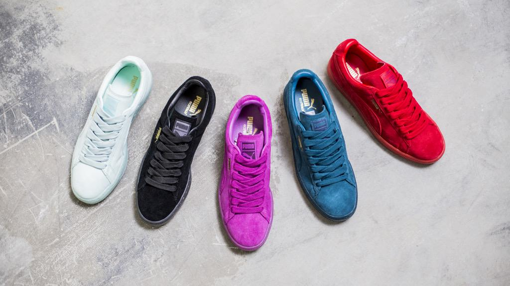 6072f0a829b2 too fresh the puma suede mono ice pack in stores and here