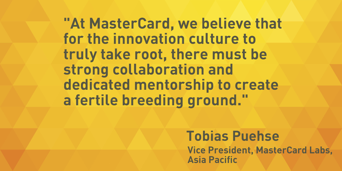#MasterCard's @TobiasPuehse on the role of #StartPathGlobal in developing #startups http://t.co/0FsxKTic5I http://t.co/7XoxZQ6IK9