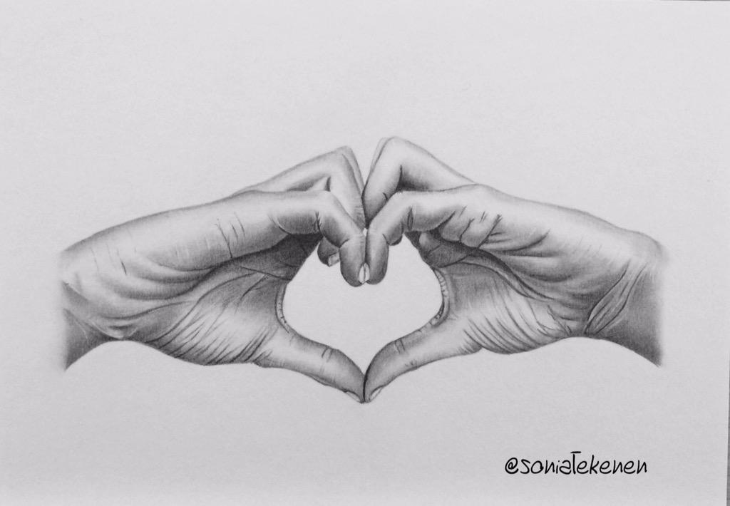"""sonia's tekeningen on twitter: """"healing hands. #tekening #handen"""