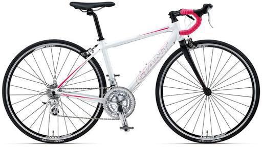 GIANTのロードバイクSサイズ、白×ピンク走行距離約1000kmなんですけど、どなたか4万円くらいで買い取っていただけないでしょうか…ご希望ならサイコンとかボトルゲージついたままとかでもいいんですけど… http://t.co/xf5xiE2KrQ