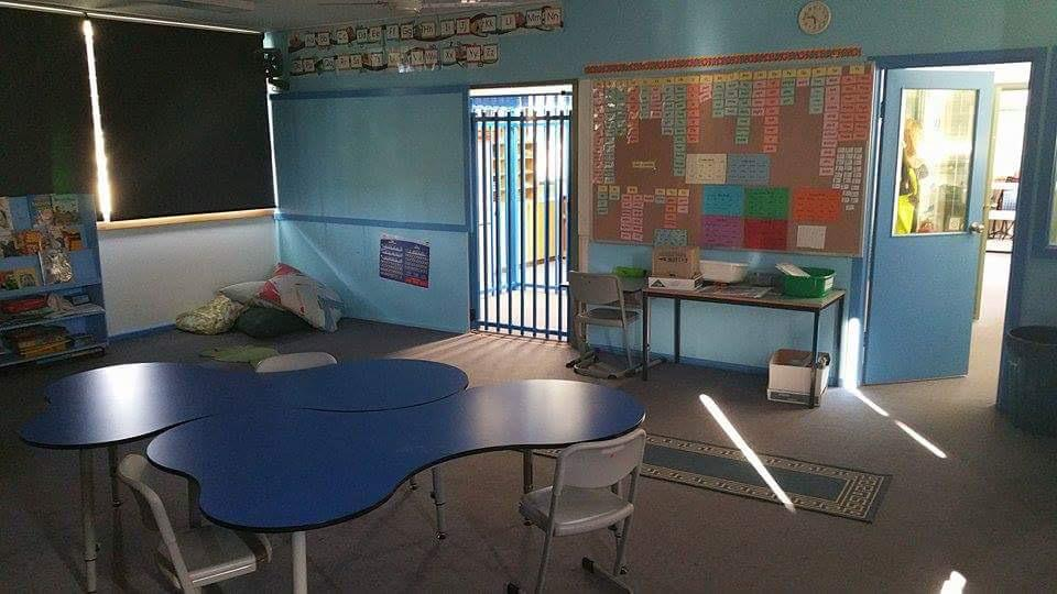 A 10-year-old autistic boy was kept in this cage at school