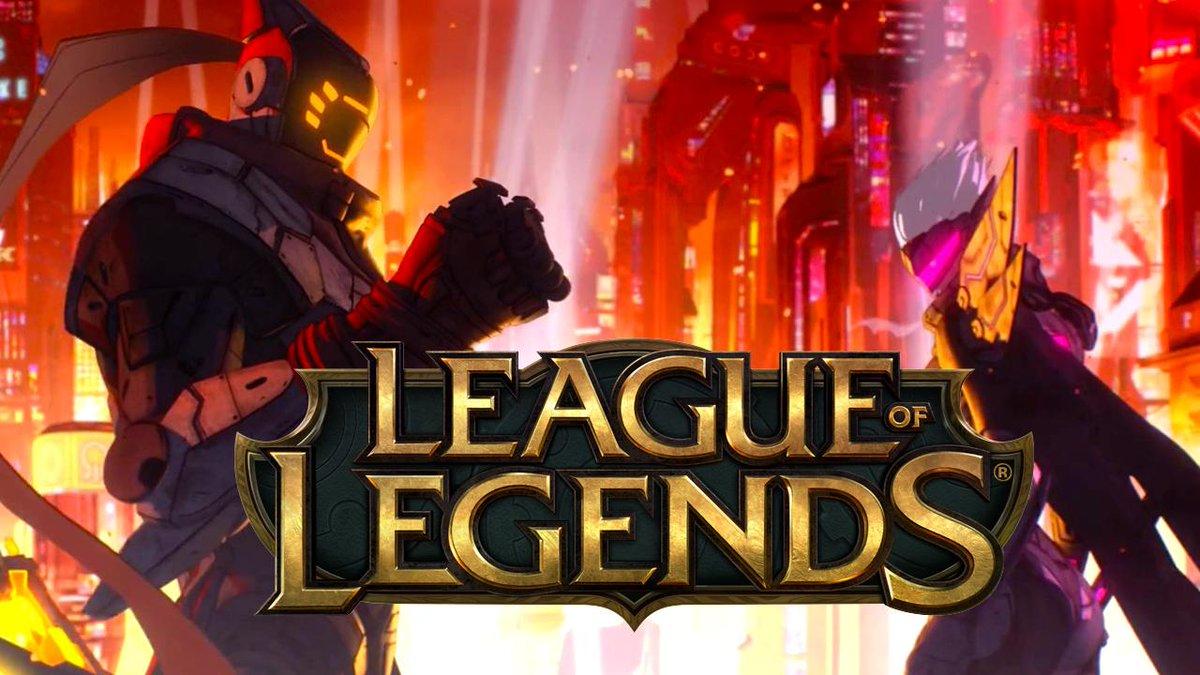 League Check Out This League Of Legends Project Skins Trailer