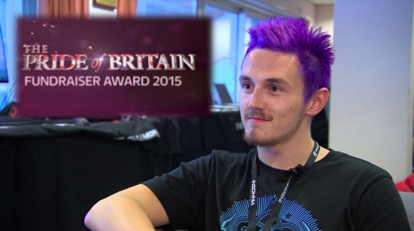 VIDEO: Pride of Britain North West finalist Tom Cassell @ProSyndicate http://t.co/FVxsb4gbGQ http://t.co/nFrzfNOqpD