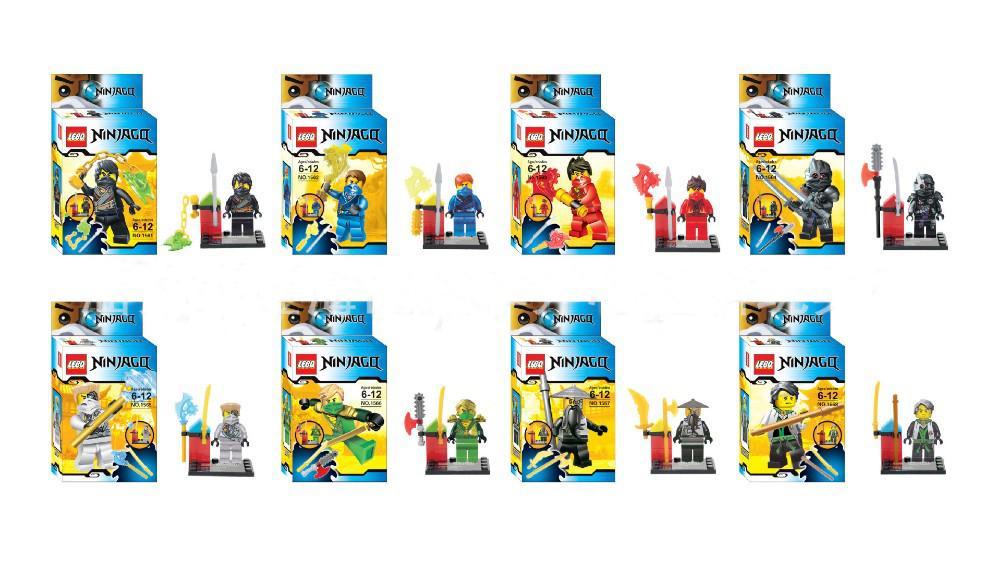 """Attenzione ai falsi giocattoli di Natale: """"LEBQ"""" non è LEGO"""
