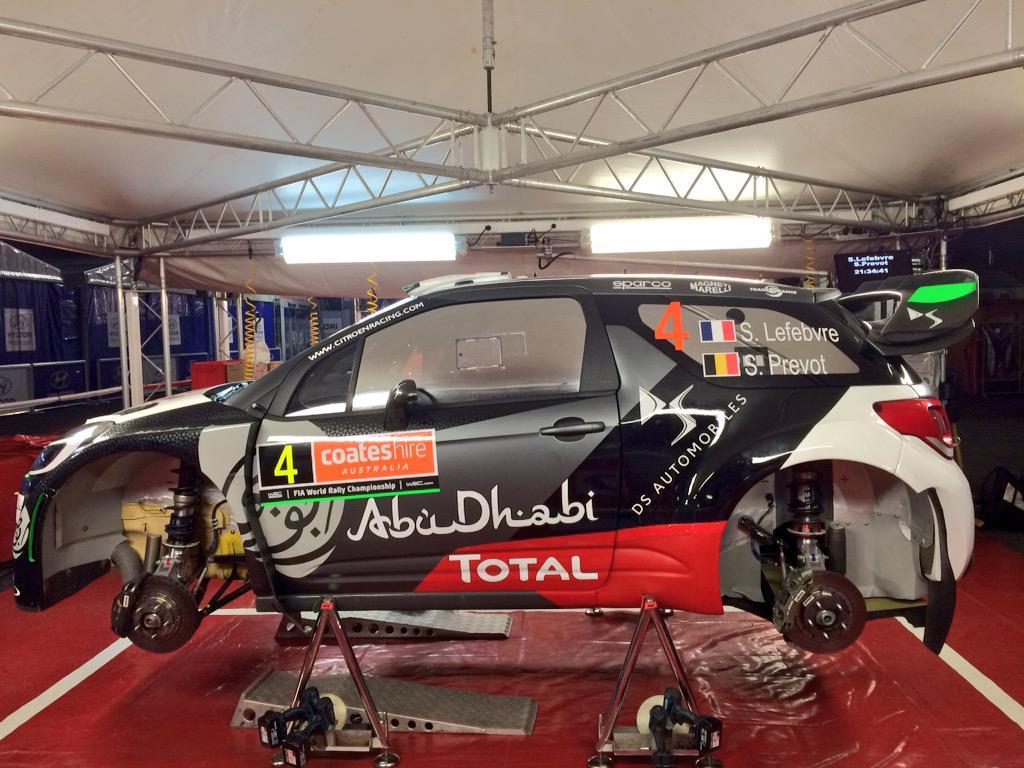[WRC] 2015 - Rallye d'Australie COdWktfVEAAWhdn