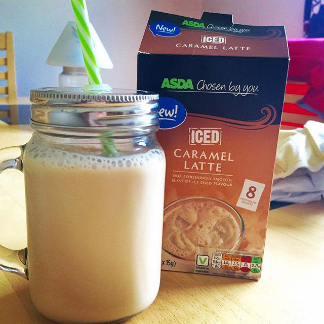 Asda On Twitter Have You Tried Our Iced Caramel Latte