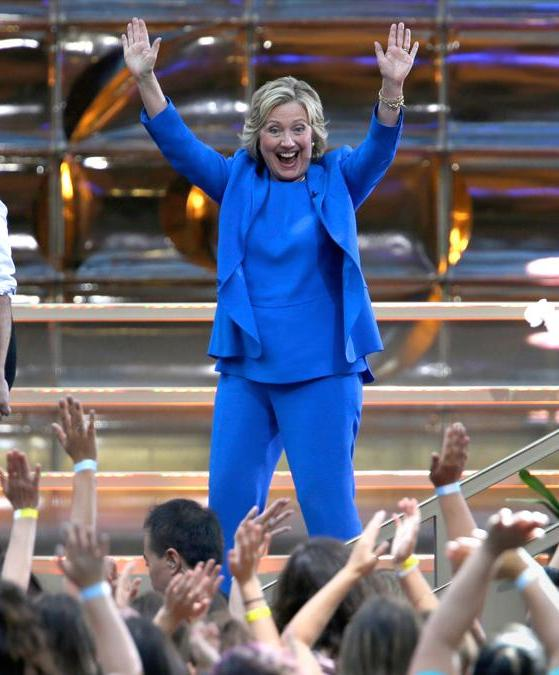 Image result for hillary blueberry