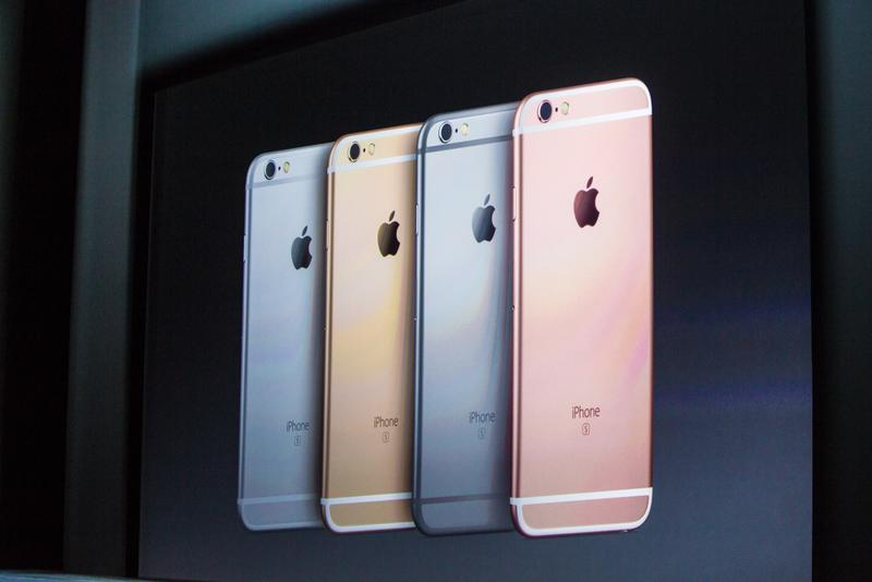 Cnet On Twitter New Iphone 6s Has Silver Gold Space Gray