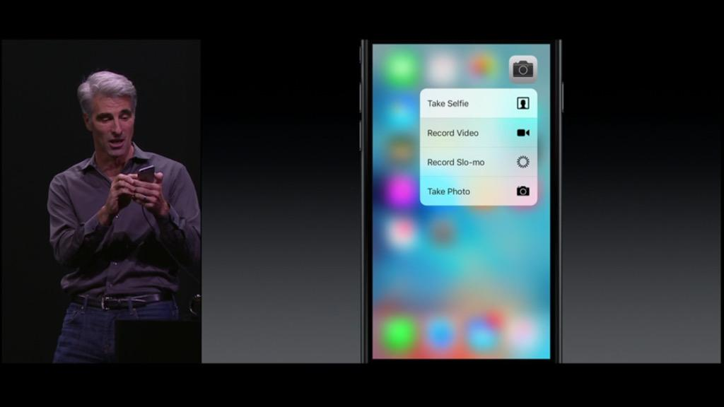 "For that ""emergency selfie"" #AppleEvent http://t.co/VG4F16E1vb"