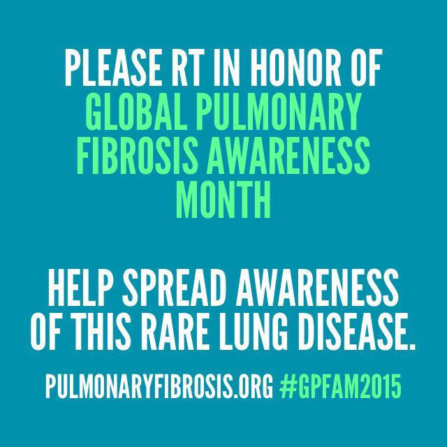 Dearest #BH's Plz RT & help spread awareness about #PulmonaryFibrosis Donate 2 @PFFORG or shop http://t.co/Ahl1bTeq10 http://t.co/BI3A0gsTpc