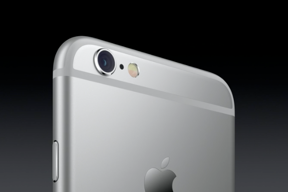 All new iSight camera. 12 megapixel camera in the iPhone 6s. Lush. 50% more pixels than before. #AppleEvent http://t.co/OlotDW2fZC